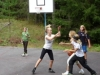 Basketballbanen